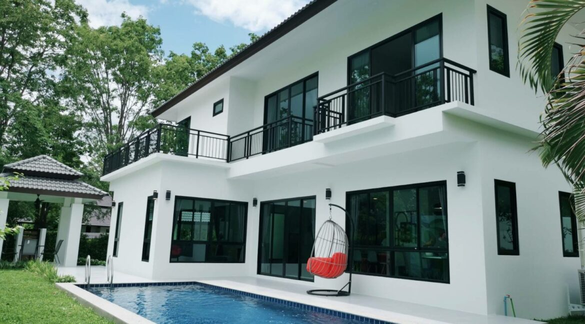 pool villa for sale in chiang mai 1