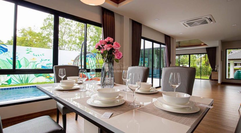 pool villa for sale in chiang mai 7
