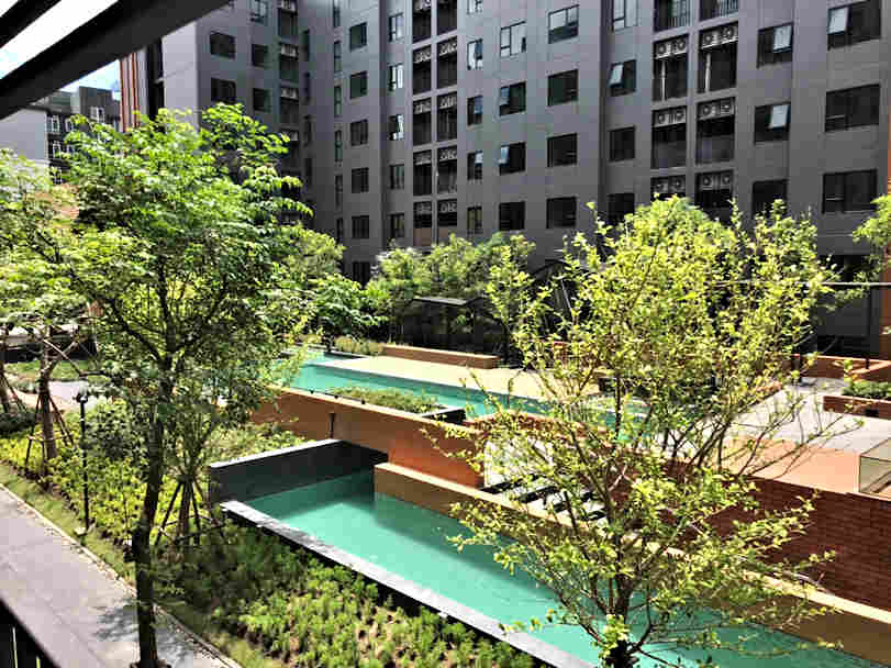 Two Bedroom Condo For Rent Next To Central Festival
