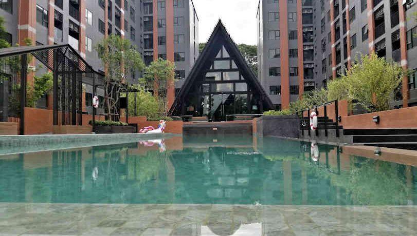 the escent condo pool area-3