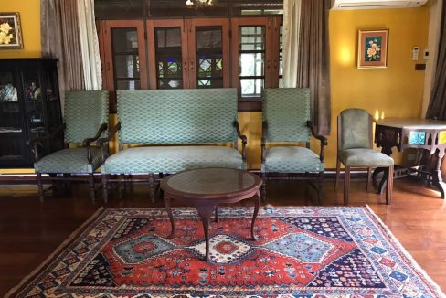 Lanna thai style house for rent in chiang mai-4