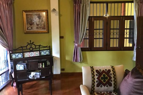 Lanna thai style house for rent in chiang mai-8