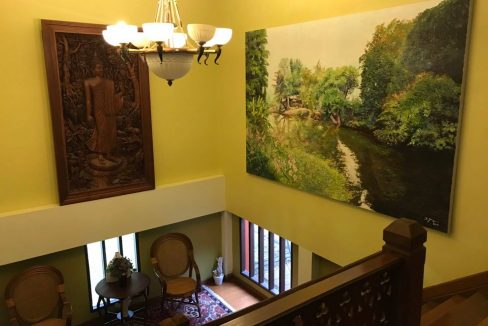 Lanna thai style house for rent in chiang mai-9