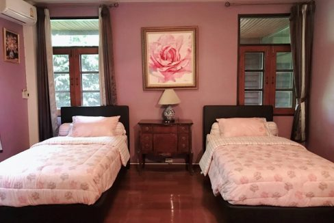 Lanna thai style house for rent in chiang mai-12