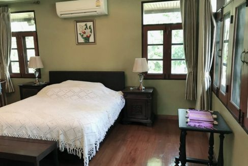 Lanna thai style house for rent in chiang mai-14
