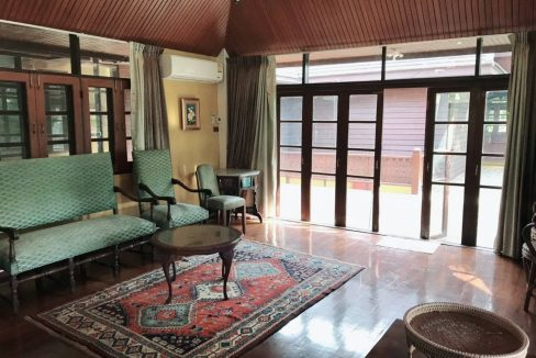 Lanna thai style house for rent in chiang mai-15