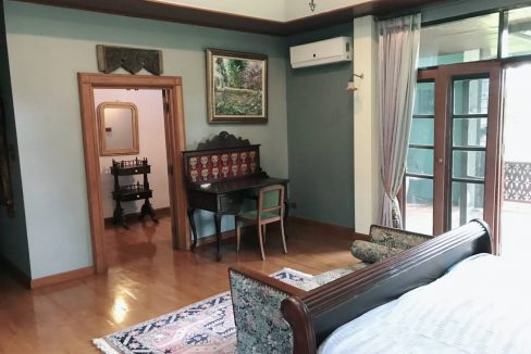 Lanna thai style house for rent in chiang mai-17