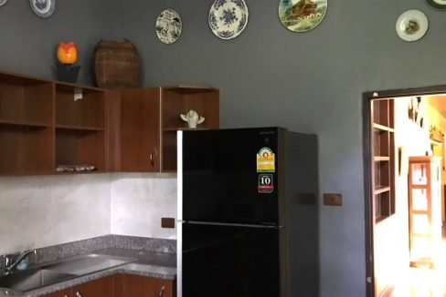 Lanna thai style house for rent in chiang mai-20