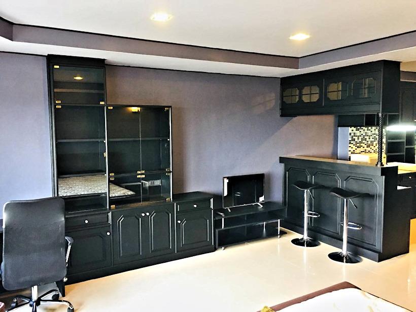 big studio for rent at ping condo 1