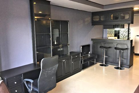 big studio for rent at ping condo 11