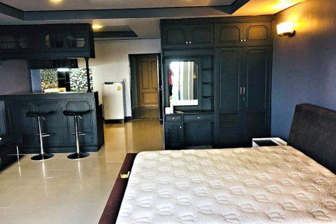 big studio for rent at ping condo 2