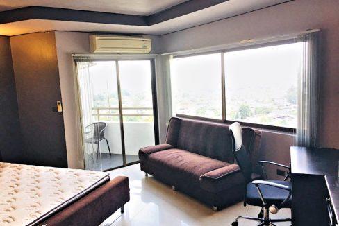 big studio for rent at ping condo 5