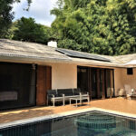 Three bedroom pool property for rent in Nam Phrae