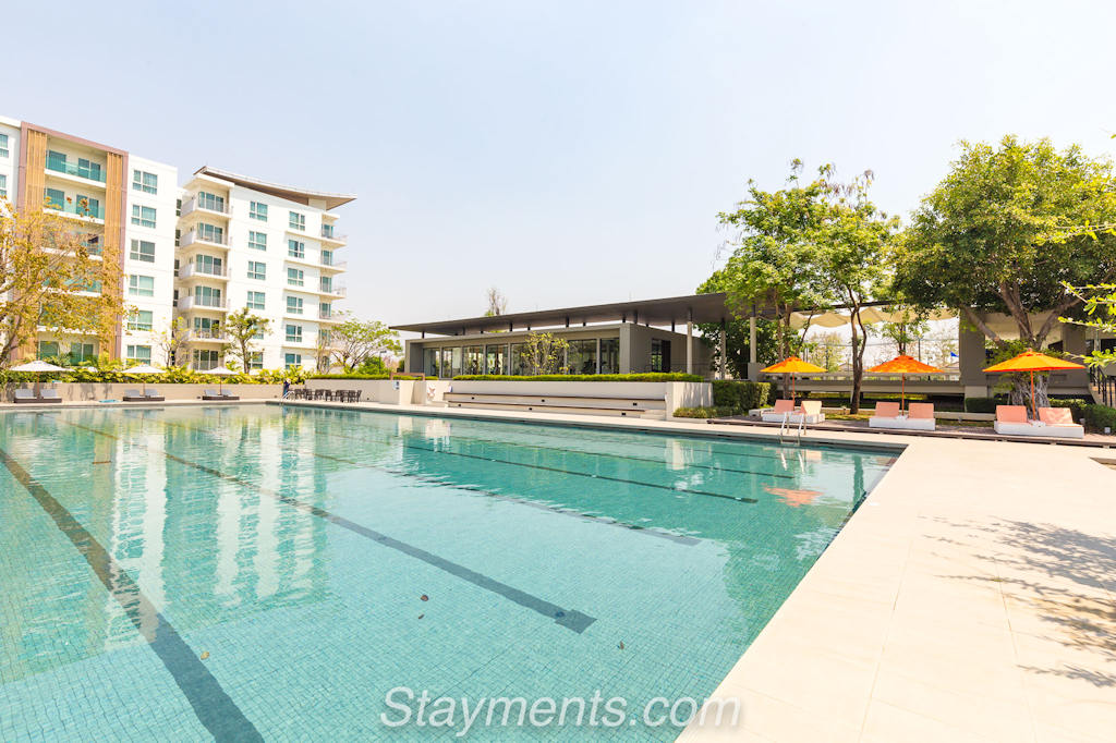 Mountain View Condo For Rent At Serene Lake