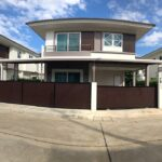 Modern two storey house for rent at superb location