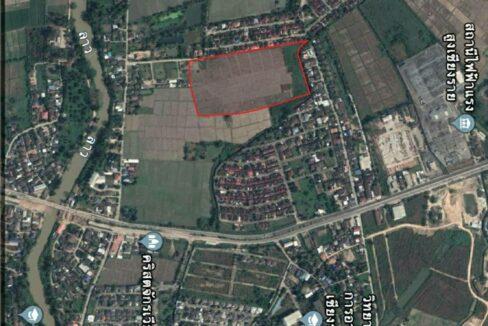 Beautiful land for sale in Chiang Rai