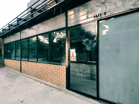 Office for rent in chang phueak 3