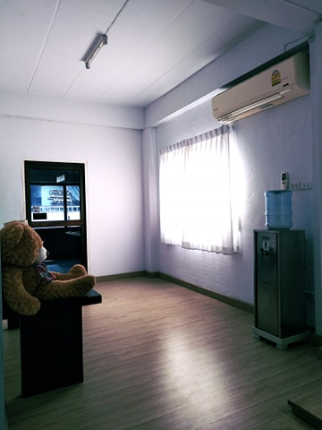 Office for rent in chang phueak 8