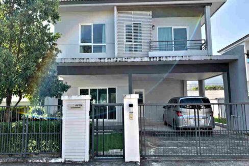 Three Bedroom House For Rent In Siwalee San Kamphaeng