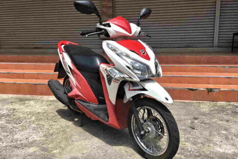 Honda Click 125 cc Scooter for rent in Chiang Mai