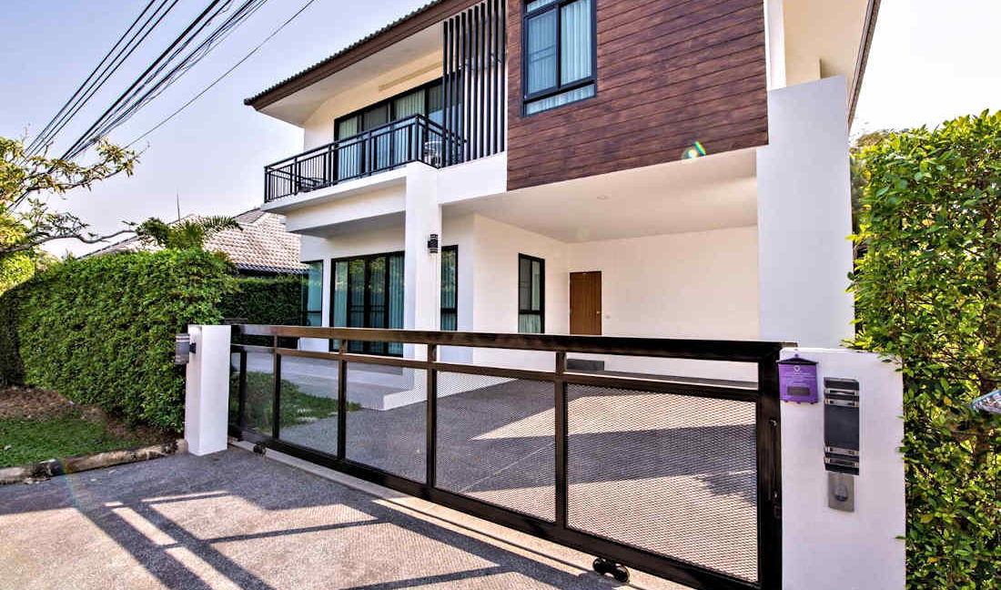 newly build 4 bedroom house in wangtan 1