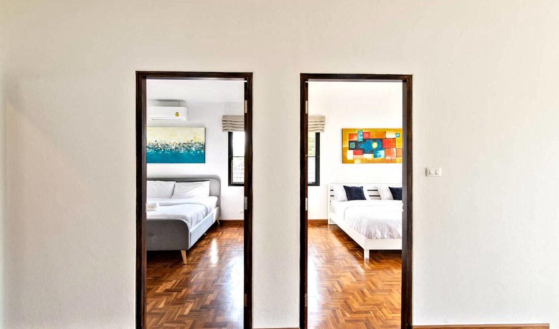 newly build 4 bedroom house in wangtan 12