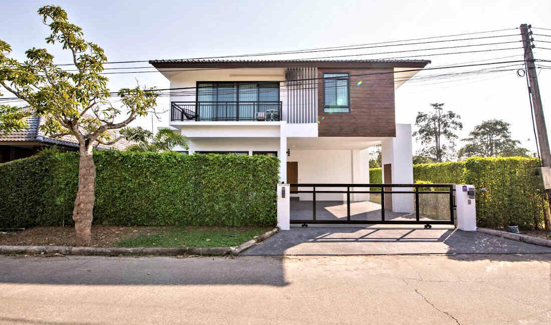 newly build 4 bedroom house in wangtan 2