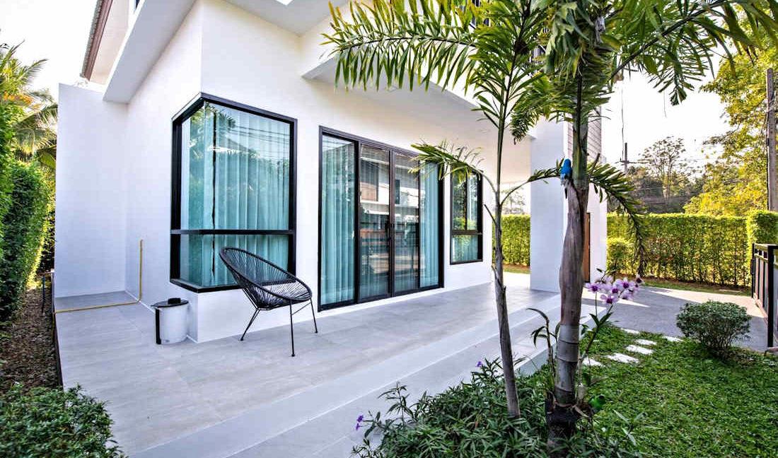 newly build 4 bedroom house in wangtan 3