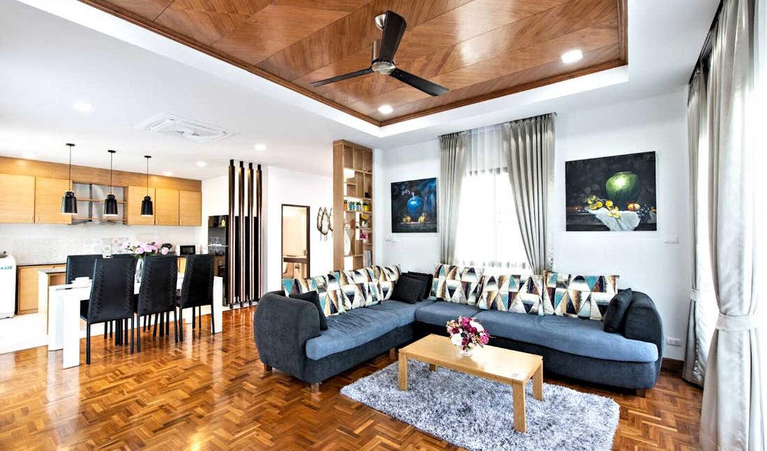 newly build 4 bedroom house in wangtan 5