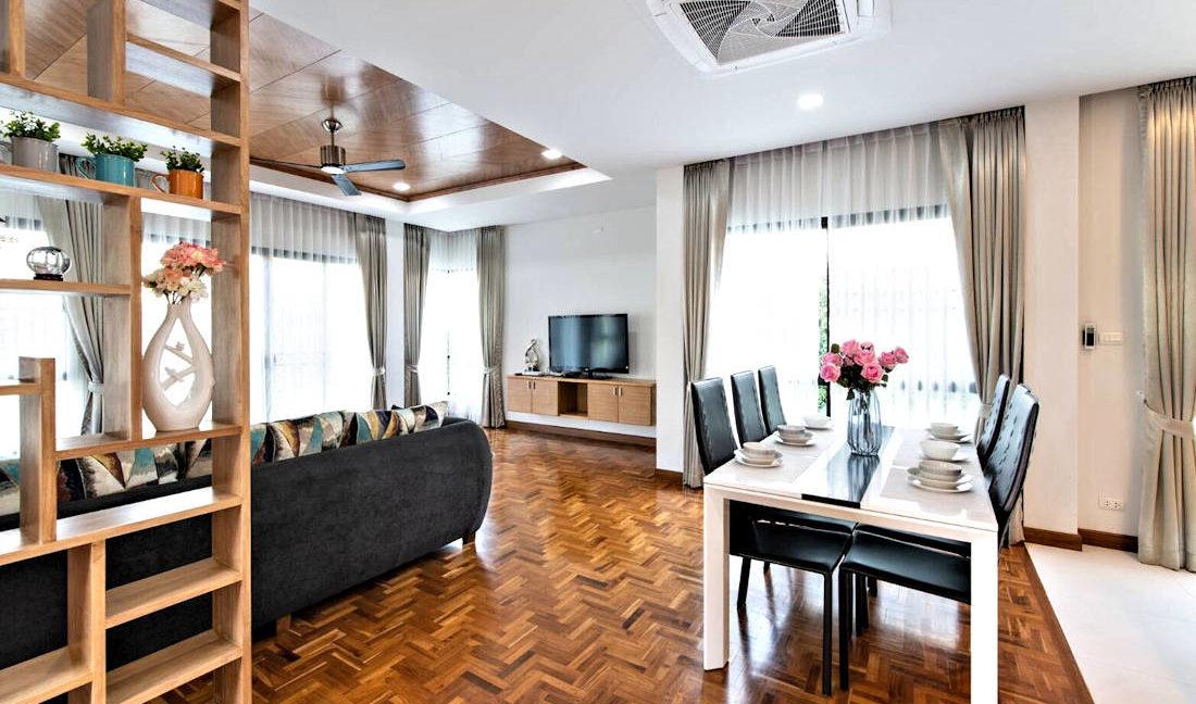 newly build 4 bedroom house in wangtan 6