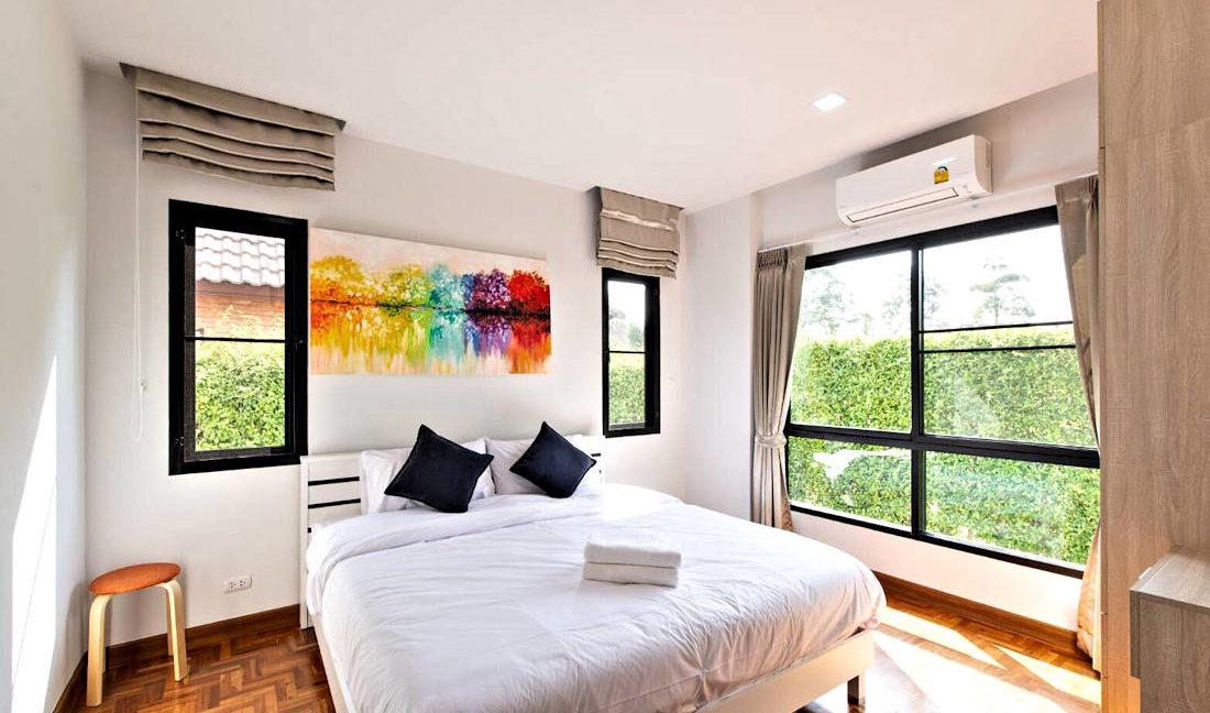newly build 4 bedroom house in wangtan 8