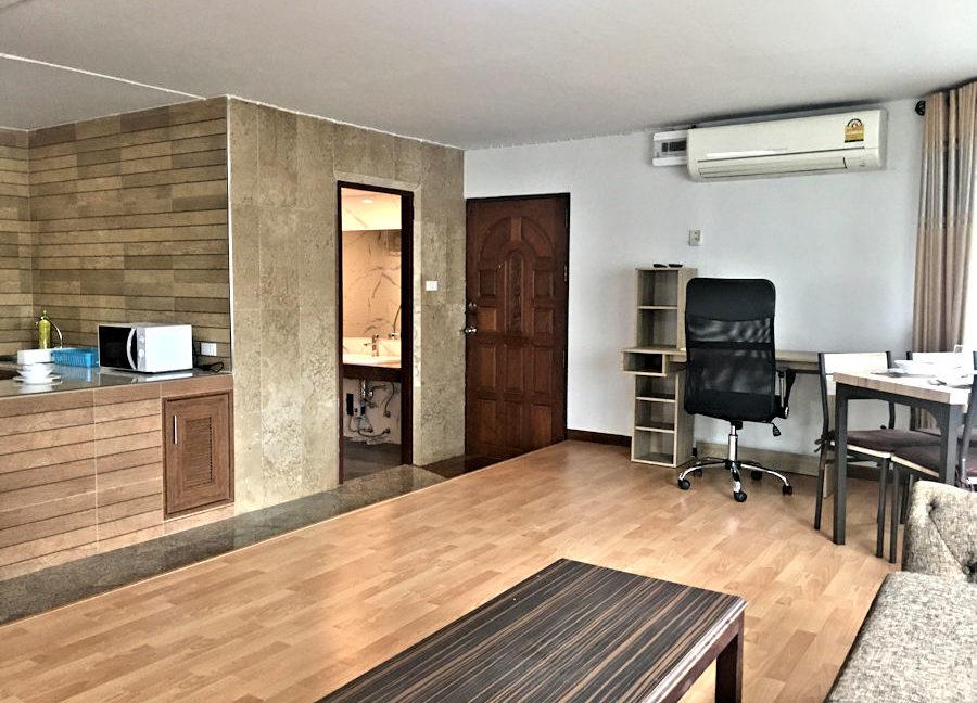 1 bedroom condo for rent hillside 3 nimman 6