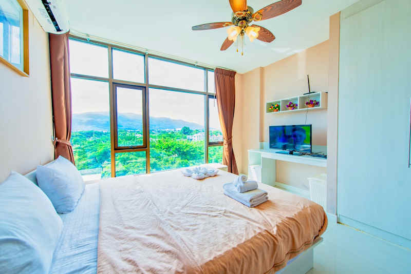 2 bedroom condo for sale tree boutique changklan 12