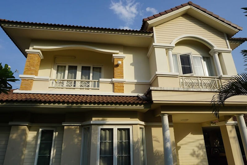 3 bedroom house for rent in nong kwai area 20