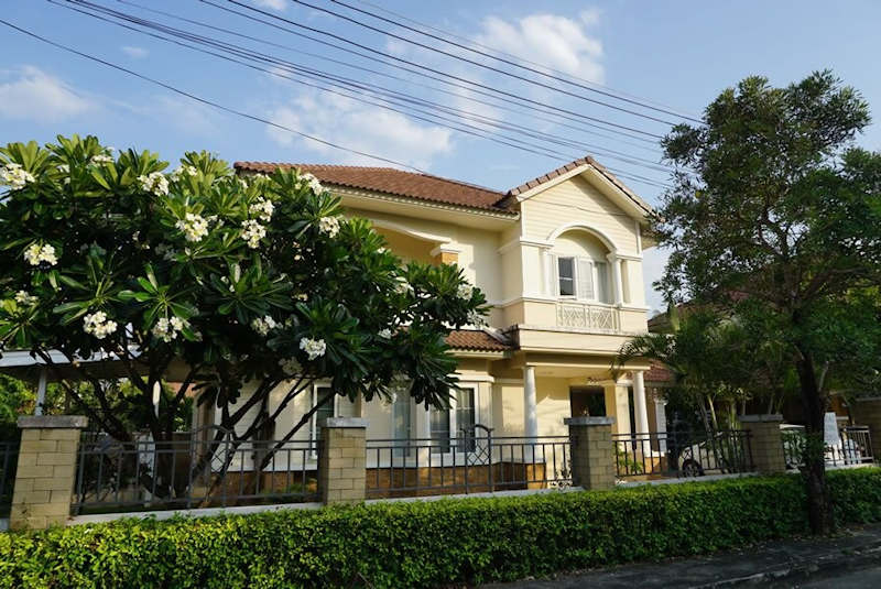 3 bedroom house for rent in nong kwai area 21