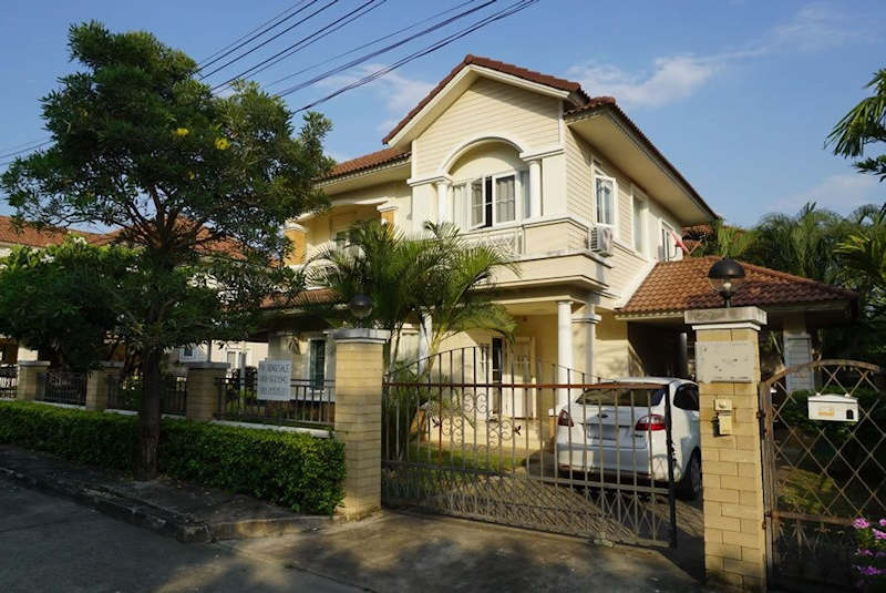 3 bedroom house for rent in nong kwai area 22