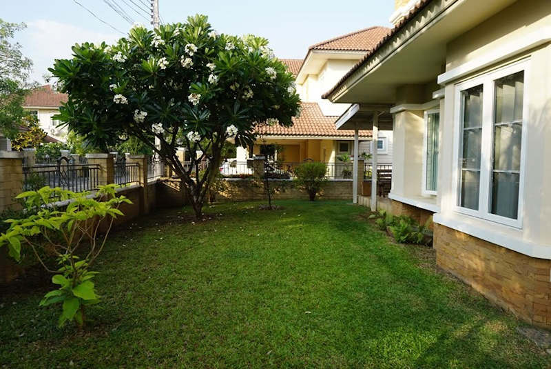 3 bedroom house for rent in nong kwai area 23