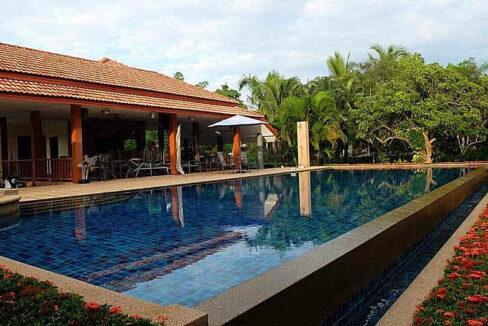 300 Square Meter Pool Villa For Rent In Sansai