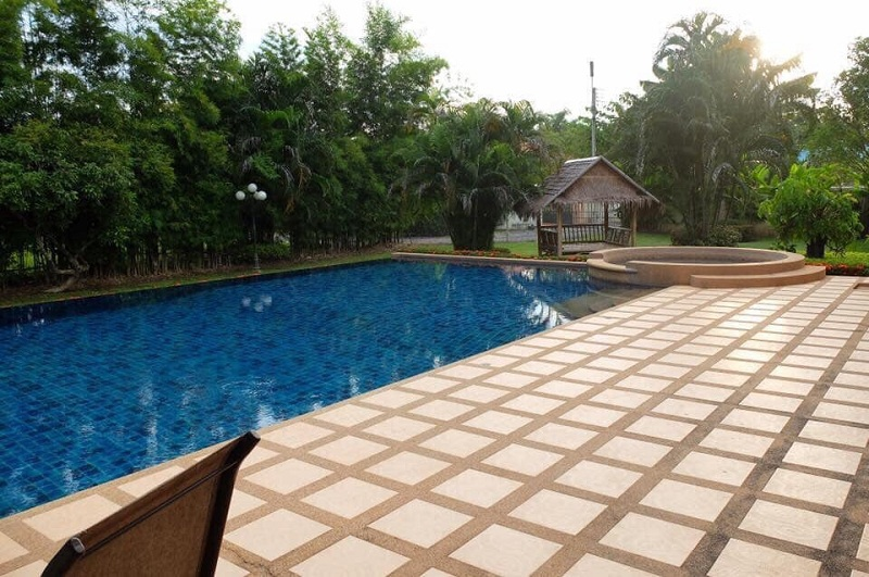 4 bedroom house for rent Sanpapao 9