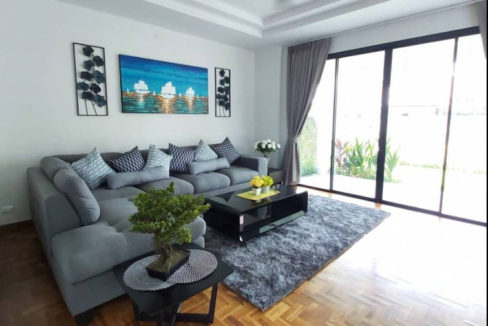4 bedroom luxury pool house for sale chiang mai 14