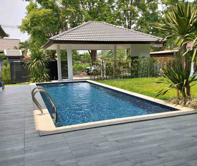 4 bedroom luxury pool house for sale chiang mai 7