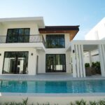 Four Bedroom New Pool Villa For Sale Hang Dong