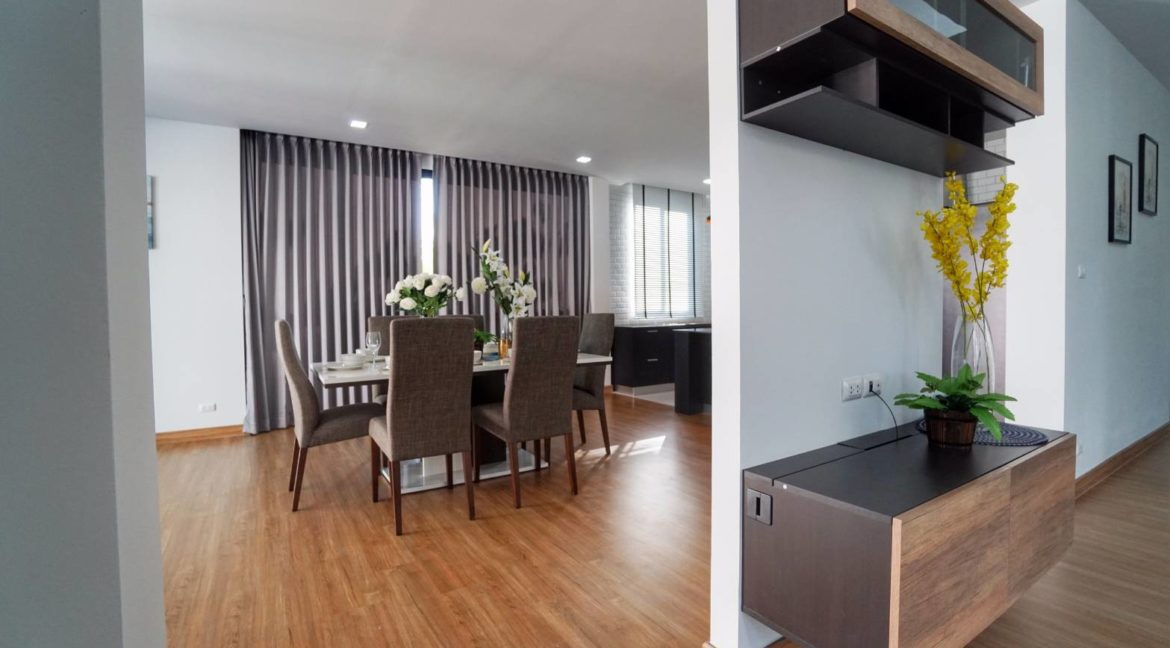 4 bedroom modern house for sale chiang mai 4