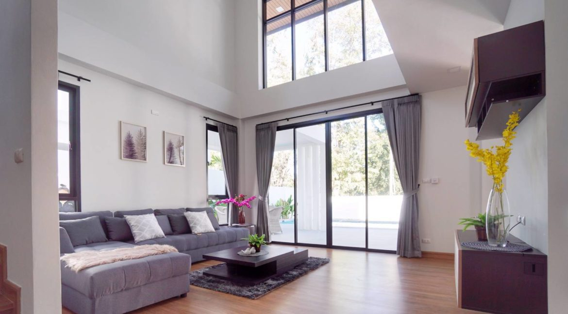 4 bedroom modern house for sale chiang mai 5