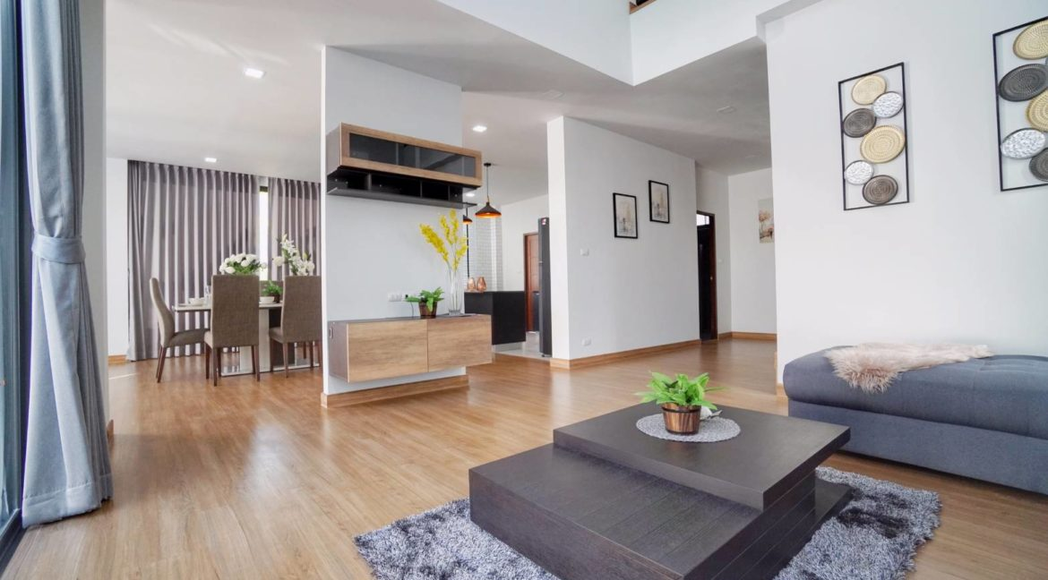 4 bedroom modern house for sale chiang mai 7