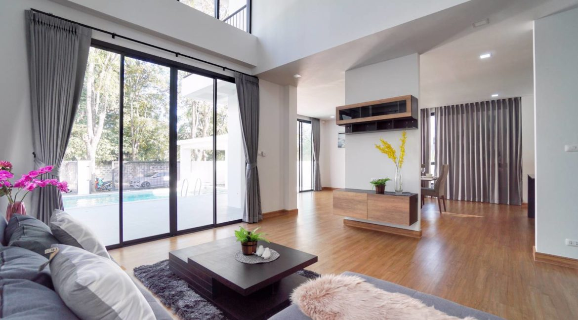 4 bedroom modern house for sale chiang mai 8