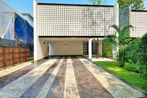 brand new pool villa for sale in chiang mai 1