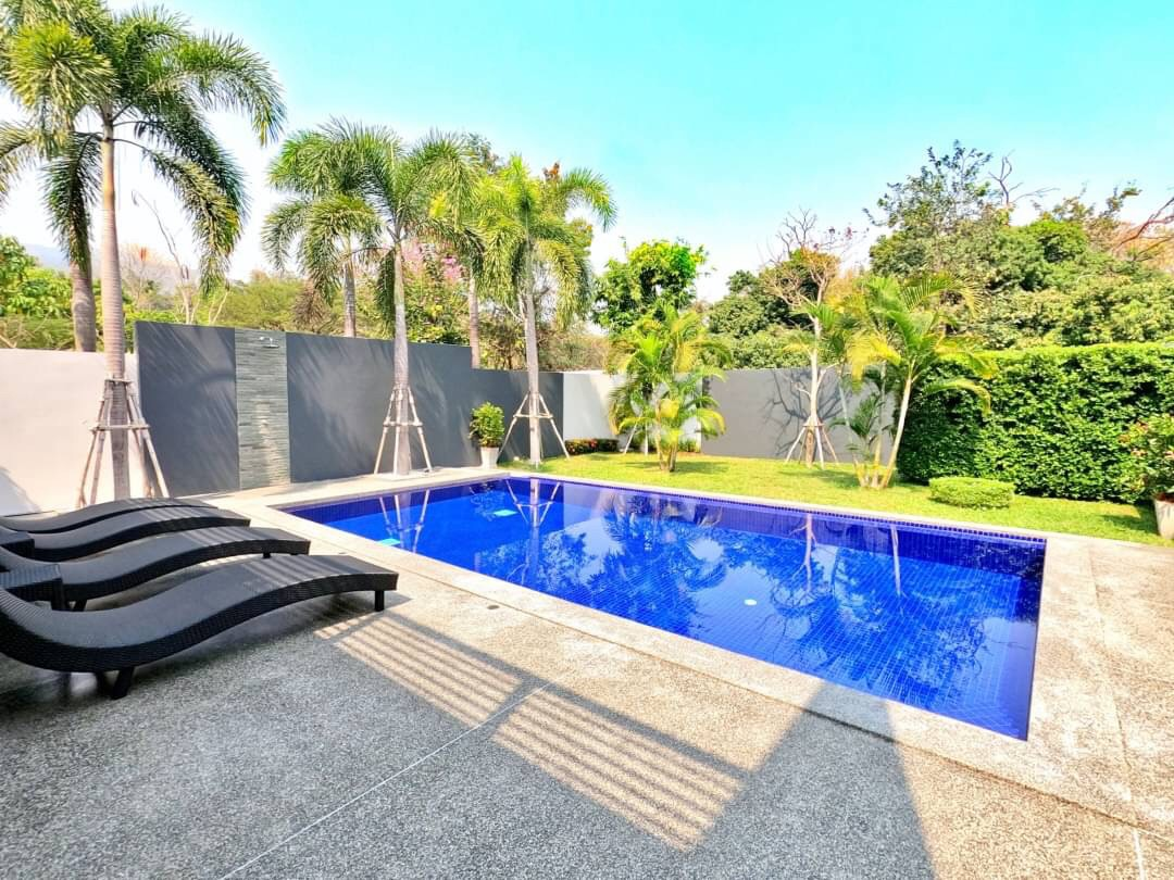 brand new pool villa for sale in chiang mai 13