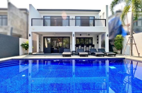 Fully Furnished Luxury Pool Villa For Sale