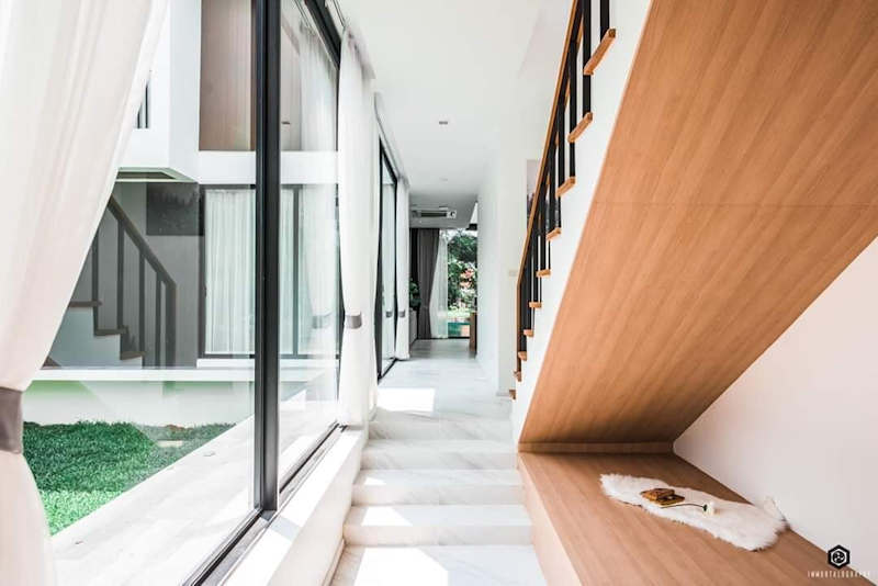 luxury pool villa for sale in hang dong chiang mai 16